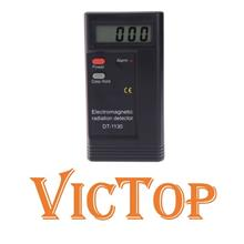 LCD Digital Electromagnetic Radiation Detector Measurement Tool