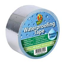 [From USA]Duck Brand Waterproofing Tape Silver 1.88 Inches x 10.9 Yards 1 Roll