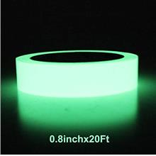 [From USA]Balidao Glow in The Dark Tape - 20 feet Length x 0.8 Inch - Glow - i