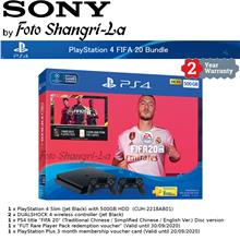 Sony PlayStation 4 Slim FIFA20 / PS4 Slim 500GB FIFA 20 Bundle