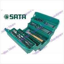 SATA 70PCS CANTILEVER MECHANIC TOOL CHEST &TRAY SET (95104A-70)