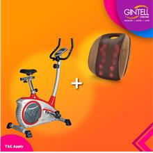 GINTELL Magnetic Fitness  Bike KLJ8601 (Showroom Unit )+G Resto)