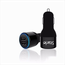 STARLO HI-SPEED CHARGING IN CAR CHARGER (BLACK)