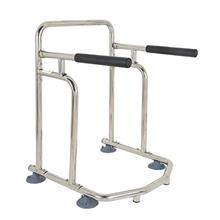 [From USA]Elderly Assis Toilet Safety Rails Upturning Safety Frame Toilet with