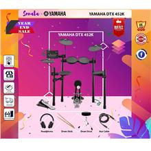 YAMAHA DTX-452K DIGITAL DRUM KIT (DTX 452 / DTX452K)
