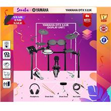 YAMAHA DTX-522K DIGITAL DRUM KIT (DTX 522 / DTX522K)