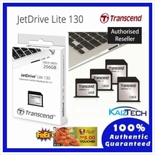 Transcend Jet Drive Lite 256GB 130 (Memory Card) - Macbook Air 13 Inch