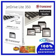 Transcend JetDrive Lite 350 64GB (Memory Card) MacBook Pro Retina 15