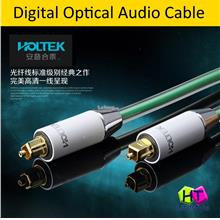 Holtek Digital Optical Audio Cable ( 2 Meter/3 Meter )