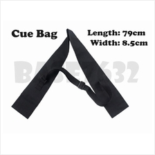 1/2 Billiard Pool Snooker Cue Case Cloth Bag Soft Sleeve 1284.1