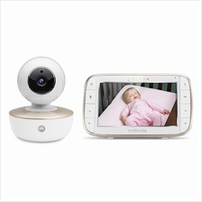 Motorola MBP855 CONNECT 5 inch Portable Video Baby Monitor with Wi-Fi