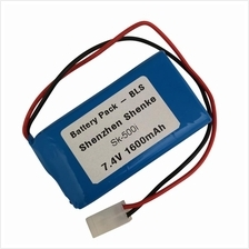 Li-Polymer Battery for SK-500i 7.4V 1600mAh