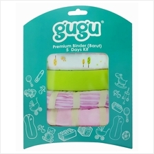 Gugu Premium Binders String - 5 Days Kit - Girl (2)