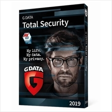 G Data Total Security 2021 - 1 Year 3 PC Windows 7 8 10 Home Pro