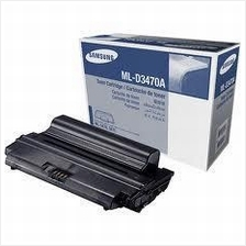 SAMSUNG ML-D3470A Black Toner (Genuine) ML-3470D ML-3471ND 3470