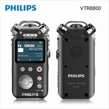 PHILIPS VTR8800 Voice Recorder with Professional Music Recorder