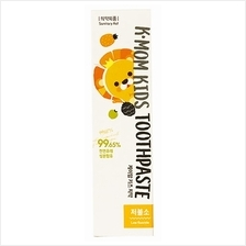 K-MOM Toothpaste Low Fluoride 50g - Natural Fruit Mix Flavor - 10%