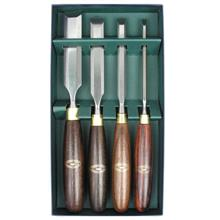 [From USA]Crown Tools 174R / Big Horn 21000 4 Piece Boxed Chisel Set