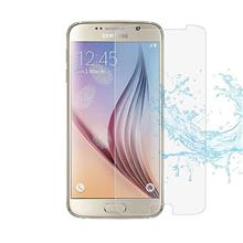 Galaxy S6 Screen Protector Bubble-Free, HD-Clear, Anti-Scratch,