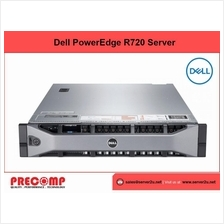 [READY STOCK] Dell PowerEdge R720 Server (2xE52620.16GB.600GB)