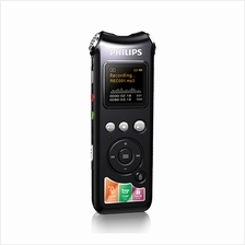 PHILIPS VTR8010 Digital Voice Recorder with Auto trace Microphone