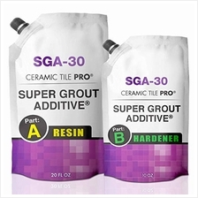 [From USA]SGA 30 - Tile Grout Repair Kit with Waterproof Penetrating Sealer (G