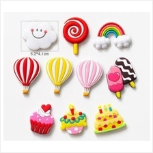 Lovely Refrigerator Soft Magnetic Paper Note Magnet Home Decor