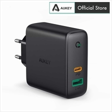 Aukey PA-D3 60W Dual-Port Power Delivery Charger with Dynamic Detect