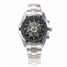 Winner Russian Original Fashion Men Man Automatic Mechanical Watch 017