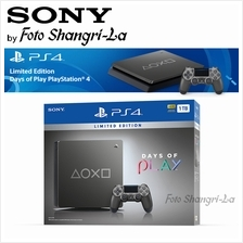 [Limited Edition] Sony PlayStation 4 Slim / PS4 Slim 1TB Days of Play