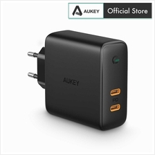Aukey PA-D5 60W USB C PD 3.0 Charger with Dynamic Detect -EU Plug