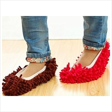 [USA Shipping]Catsayer Mop Slippers Shoes Cover Soft Washable Reusable Microfi