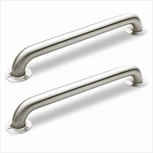 [From USA]AmeriLuck Grab Bar ADA 500lbs Loading Capacity Exposed Flanges Brush