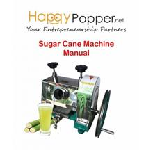 SUGAR CANE MACHINE MANUAL