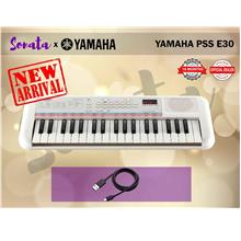 YAMAHA PSS E30 37 Key Mini Keyboard  (PSSE30 / PSS E30) PACKAGE A
