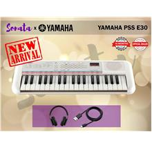 YAMAHA PSS E30 37 Key Mini Keyboard  (PSSE30 / PSS E30) PACKAGE B