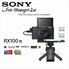 Sony RX100 Mark 7 / RX100M7 / DSC-RX100 VII Digital Camera