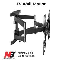 NB 757-L400 DF600 Wall Mount 32 to 60 Inch LED LCD TV Monitor Holder