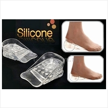 Height- Increasing Silicone Insoles