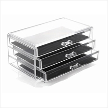 3 Tier Multifunctional Cosmetics Jewelry Organizer
