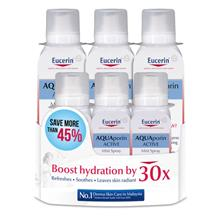 EUCERIN Aquaporin Active Mist Spray 3 x 150ml 3 x 50ml