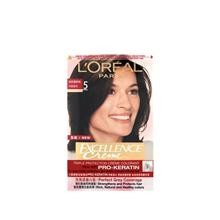 EXCELLENCE LOreal Excellence Creme Natural Light Brown