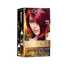 EXCELLENCE Excellence Fashion Intense Spicy Red P66 1s