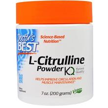 L-Citrulline Powder, 3000mg perserving (Muscle Recovery, Circulation)