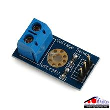 Voltage Sensor Module (up to 25V) for Arduino