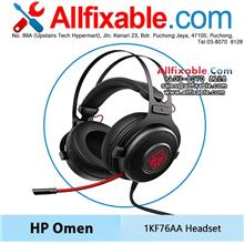 Genuine HP Omen 1KF76AA Gaming Headset 800 Headphone