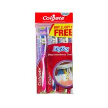 COLGATE ZigZag Plus Medium B2F1
