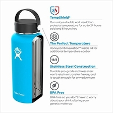 [USA Shipping]Hydro Flask Water Bottle - Stainless Steel  & Vacuum Insulat