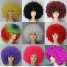 Cospaly Multicolor Large Explosive Head Unisex Wig 多色 &..