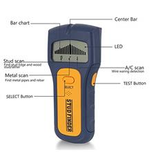 [From USA]Stud Finder Wall Scanner - Bokaka 3 in 1 Electric Multi Function Wal